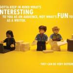 Pixar's Rules of Storytelling (7 von 12)